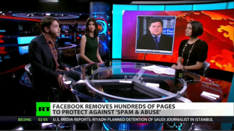 Facebook Crackdown on Alternative Media & Cuba Rewrites Constitution