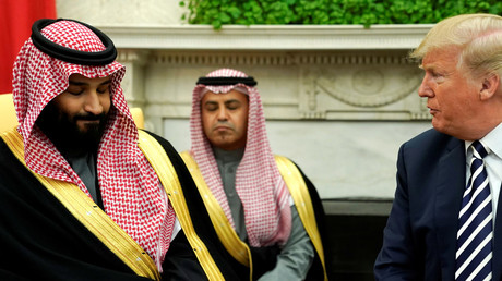 Trump vows 'severe punishment' if Saudi Arabia is behind killing of WaPo journalist Khashoggi