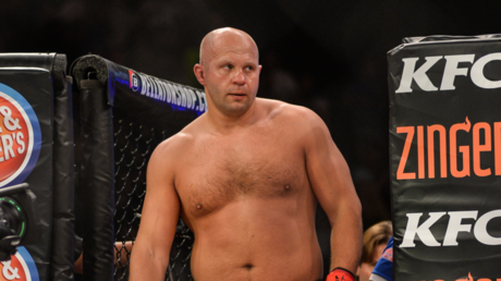 'Make a ball from bread' – MMA fighter Alexander Emelianenko offers tips to detained footballers