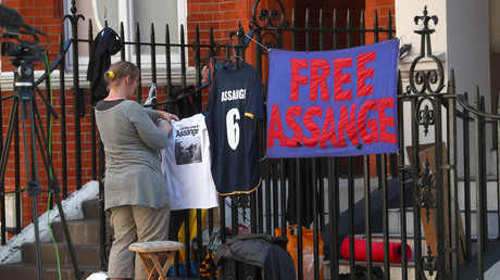 Ecuador won't help Assange leave embassy in UK safely – foreign minister