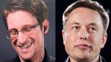 Musk v Snowden? NSA whistleblower throws shade at SpaceX founder's 'anime appropriation'
