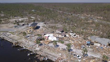 Before & after PHOTOS show horrifying devastation of Hurricane Michael
