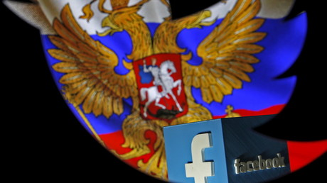 The Russian connection? Banned Facebook pages were featured on 2016 'blacklist'