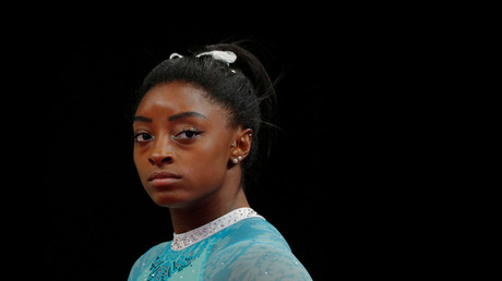 Simone Biles lashes out at new USA Gymnastics chief for 'anti-Nike' tweet
