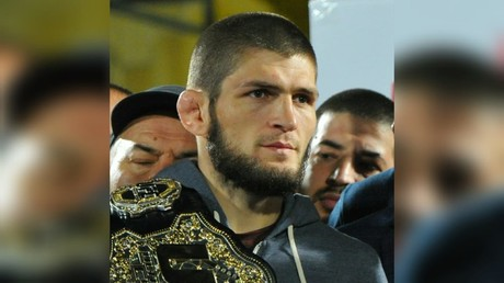 'He's a new Muhammad Ali for Muslims' – Turkish artist celebrates Khabib victory (PHOTO)