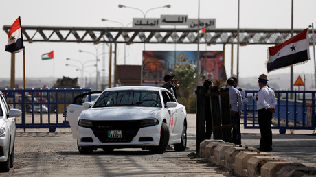 Reopening of Jordan-Syria crossing signals regional powers move to restore ties with Damascus