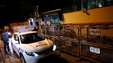 Police found evidence in Saudi consulate that Khashoggi was killed there - Turkish official to AP