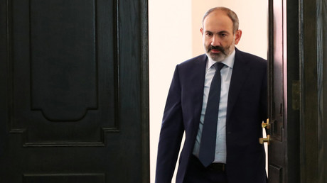 Armenian Prime Minister resigns, seeks early parliamentary elections