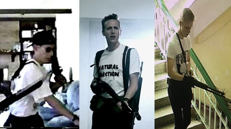 Shocking resemblance: Crimea massacre closely fits Columbine pattern