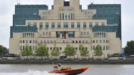 UK press riddled with spooks, conduits for intelligence agencies keen to score one for the Empire