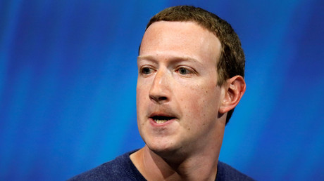 Facebook shareholders move to oust Zuckerberg as chairman...again