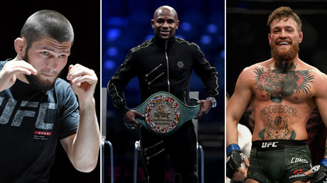 'Khabib fight is happening next year, then I want McGregor again' – Mayweather (VIDEO)