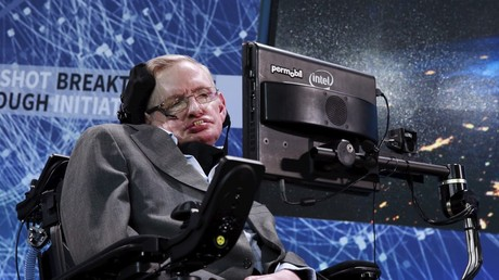 'There is no God': Stephen Hawking thought alien life or time travel more likely than divine creator