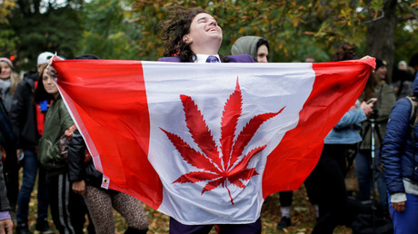'I ran out at 4:20': Canada faces weed shortages one day after legalization
