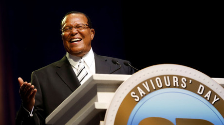 'I'm not an anti-Semite. I'm anti-termite': Nation of Islam leader won't be suspended by Twitter