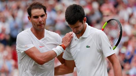 Nadal & Djokovic urged to cancel Saudi exhibition match amid journalist murder claims
