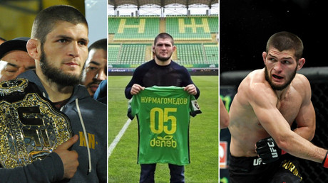 Khabib v Mayweather: Russian boxing chiefs want Moscow megafight