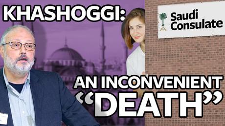 #ICYMI: Jamal Khashoggi: One very awkward 'death' for the geopolitical hypocrites (VIDEO)