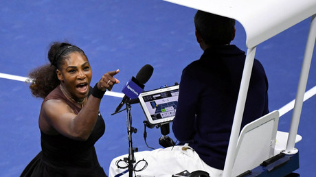 Serena Williams' coach calls for rule change after US Open scandal