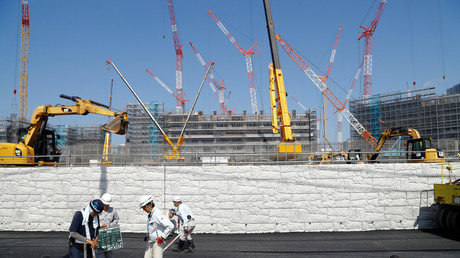 Olympic shock: Japanese company admits falsifying earthquake safety data for Tokyo 2020 venues