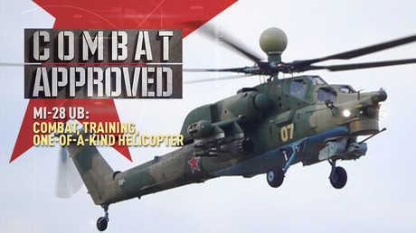 Mi-28 UB: Combat, training, one-of-a-kind helicopter
