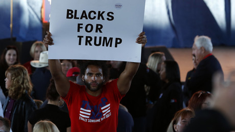 'Black folk will catch hell': Pro-Trump group under fire over radio ads targeting Democratic senator