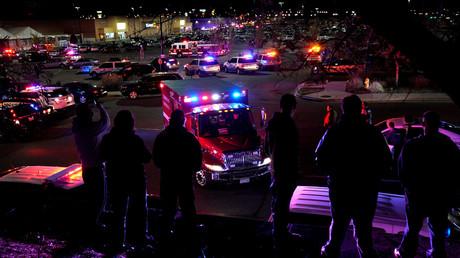 30 injured as dancefloor falls through during South Carolina party (VIDEOS)