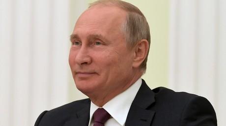 Merkel & Macron's presence at Syria talks will seal Putin's diplomatic triumph – on one condition