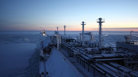 US continues imports of Russian gas which it insists Europe should stop buying