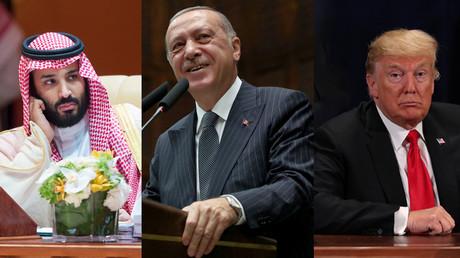 Khashoggi killing puts both Saudi prince & US president on back foot – analyst to RT