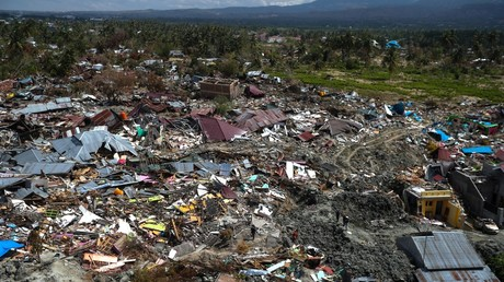 Politician lambasted for suggesting Indonesia quake disaster was god's wrath against gay people