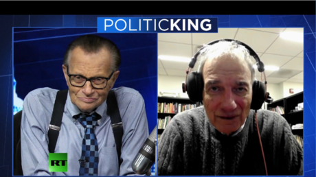 Ralph Nader: Lead-up to midterms 'looks eerily like 2016'
