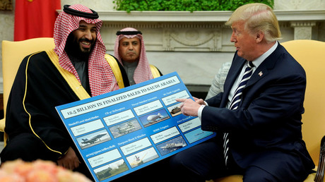 Saudis are not US friends, it's a transactional relationship – John Kiriakou