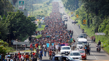 Debate over migrant 'caravan' ignores the real problem: Decades of destabilizing US foreign policy