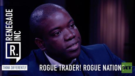 Rogue trader! Rogue nation?