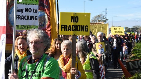 John McDonnell's adviser on Budget 2019, jailed anti-fracking activist on Cuadrilla fight GU (E673)
