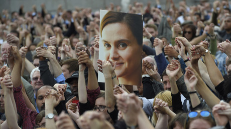 Service for murdered Labour Party MP Jo Cox. © REUTERS/Toby Melville