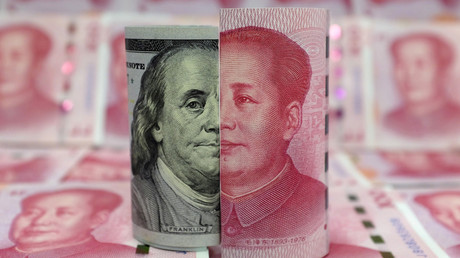 Chinese yuan falls to lowest level since global financial crisis as trade war with US heats up