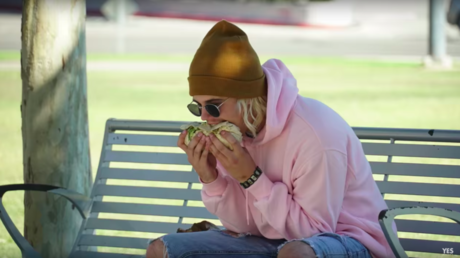 'We wanted to prove a point': Truth behind that Bieber burrito-gate image (VIDEO)