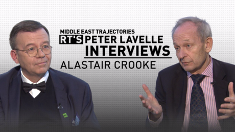 Middle East trajectories - RT's Peter Lavelle interviews Alastair Crooke