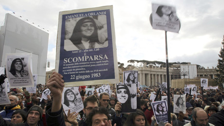 Bones found at Vatican embassy in Rome could solve 35yo missing girls cases