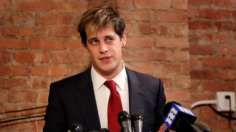 'RIP, 1st Amendment': New York City Mayor intervenes to cancel Milo Yiannopoulos university talk