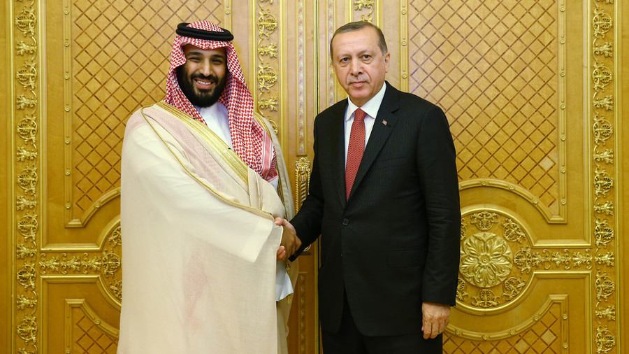 Erdogan accuses 'highest level' Saudi officials of ordering Khashoggi murder