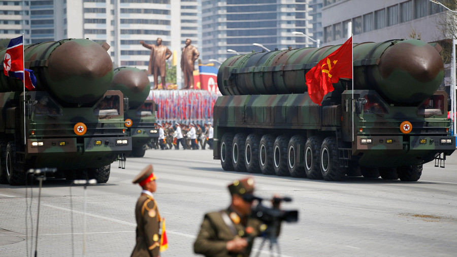 North Korea threatens US: Return to nuke buildup possible