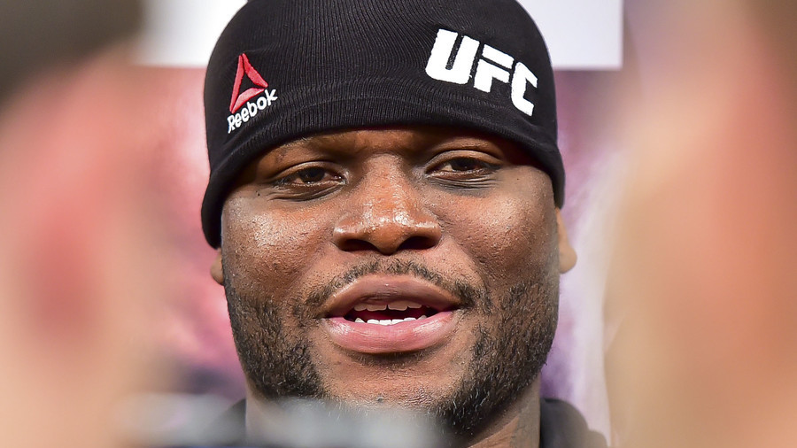 The curious case of Derrick Lewis, the UFC's unlikely title challenger