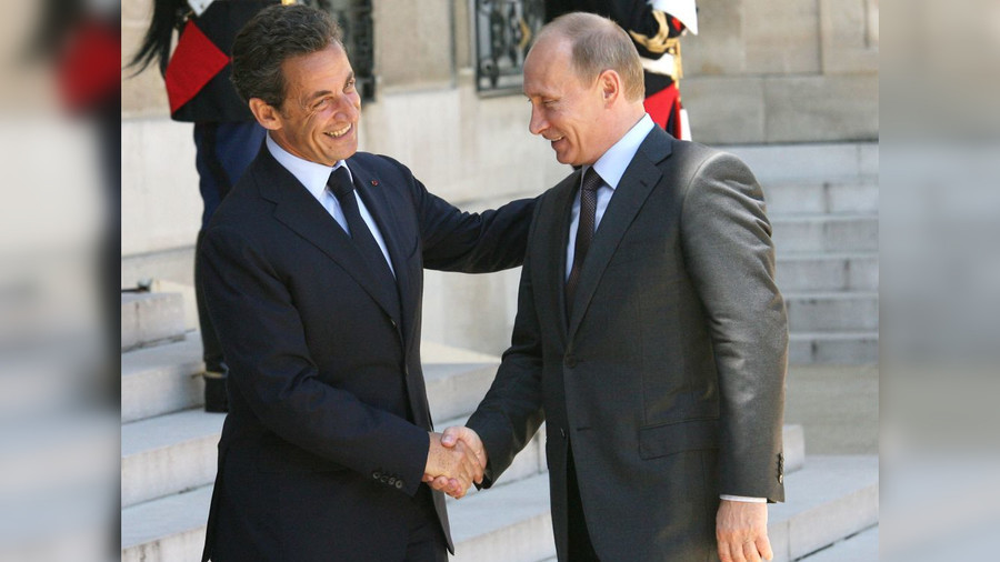 Drop sanctions & reach out to Russia or drive it into China's embrace – France's Sarkozy