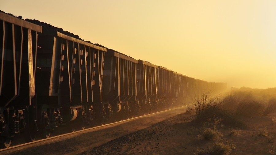 BHP forced to derail runaway train