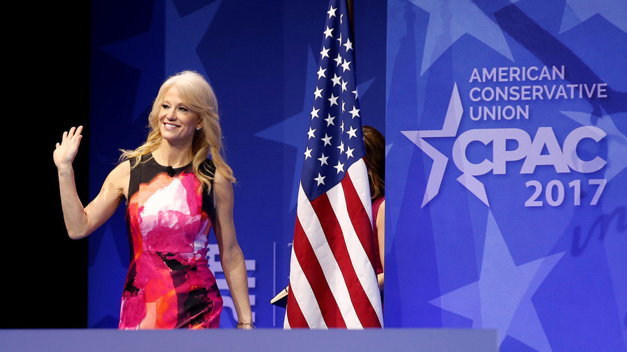 Kellyanne Conway crowns Hillary Clinton 'queen of abortion,' gets own titles in Twitter inferno