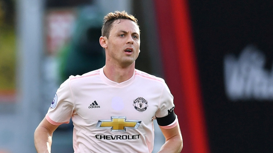 'For me it's only a reminder of an attack': Man United's Matic defends decision to not wear poppy