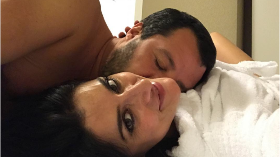 All by my-selfie: Salvini dumped by model girlfriend 'via Instagram' (PHOTOS)
